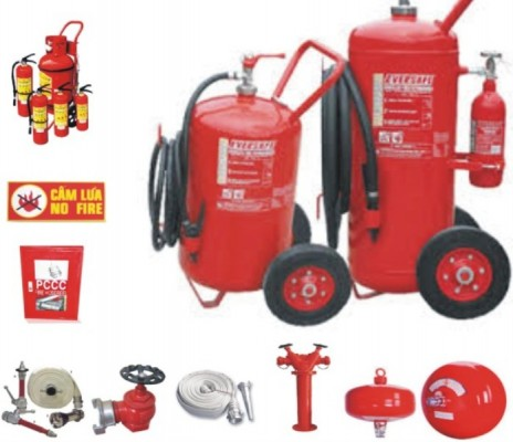 PCCC-Firefighting system